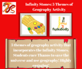5 Themes of Geography - Infinity Stones