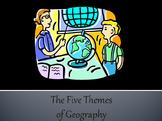 5 Themes of Geography Presentation