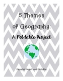 5 Themes of Geography- Project