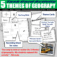 5 Themes of Geography Task Card Activity