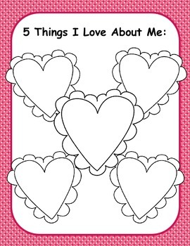 5 Things I Love About Me