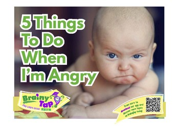 5 Things to do when I'm Angry