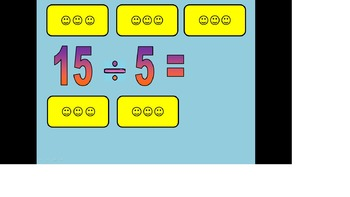 5 Times Tables and Division Package