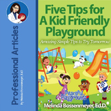 5 Tips for Improving Your Playground