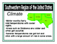 5 U. S. Regions & Their Climates