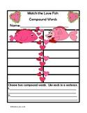 Literacy Centers Minimum Prep 1st and 2nd Grade Valentine Theme