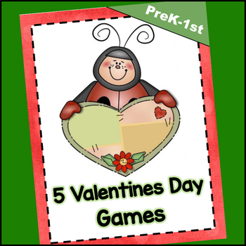 5 Valentine's Day Games