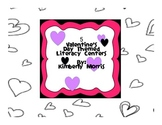 5 Valentine's Day Sweet Literacy Centers