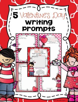 5 Valentine's Day Writing Prompts