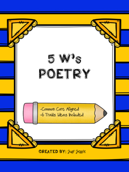 5 W's Poetry