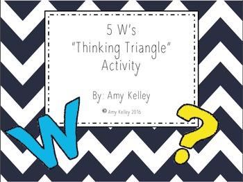 "5 W's ""Thinking Triangle"""