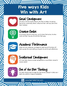 5 Ways a Child Wins with Art