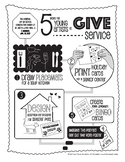 5 Ways for Young Artists to Give Service