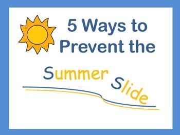 5 Ways to Prevent Summer Slide