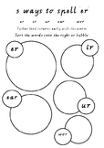 5 Ways to Spell 'er'