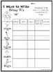 5 Ways to Write Bossy R's Worksheets. 10 pages. Kindergarten-1st Grade ELA.