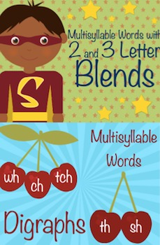 5 Weeks of 2nd Grade Spelling - Multisyllable Words - End of Year