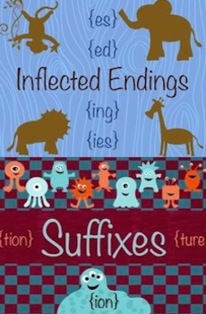 5 Weeks of 2nd Grade Spelling - Prefix, Suffix, Abbreviations, Inflected Endings