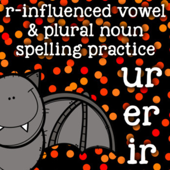 5 Weeks of 2nd Grade Spelling/Word Work - Fall, Autumn, Halloween