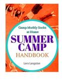 5 Weeks of Summer Camp Activities, Fun for After School too.
