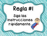5 Whole Brain Rules - Scribbles {SPANISH}