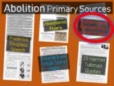 5 - William Lloyd Garrison anti-slavery Poem (with guiding Qs & background info)