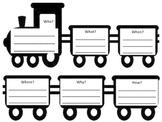 5 W's Train Template