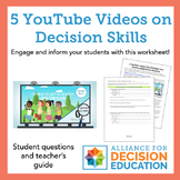5 YouTube Videos on Decision Skills