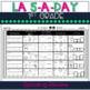 5-a-Day LA: K-2 Spiraling Review BUNDLE Morning Work Homework
