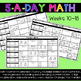 5-a-Day Math: 3rd Grade Daily Spiral Review {Growing resource}