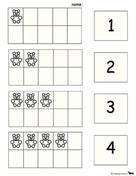 5 and 10 frame - Bear
