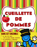 French Litteracy centers // Les pommes / All about apples