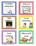 5 au quotidien /  daily 5 center litterature