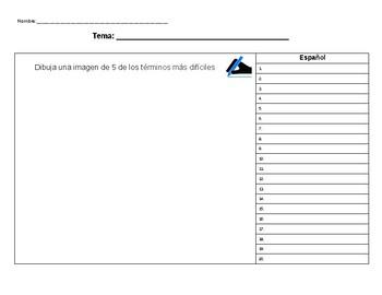 5 day self Quiz (Spanish)