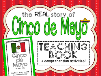Cinco de Mayo: A Teaching Book!