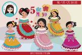 5 de Mayo girls