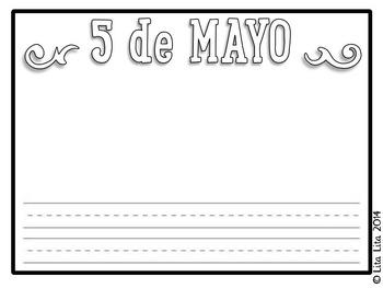cinco de mayo craftivity