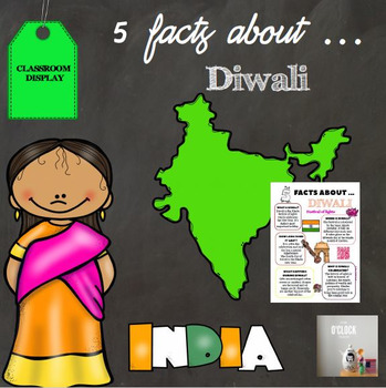 5 facts about Diwali