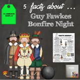 5 facts about Guy Fawkes - Bonfire Night