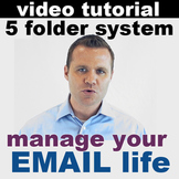 5 folders to manage your email