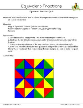 5 in 1 Fraction Activities