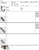 5 paragraph expository graphic organizer