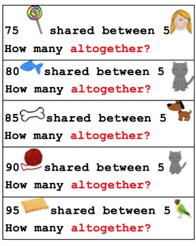 5's division number stories