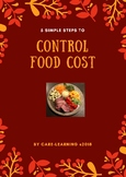 5 simple steps to control food cost