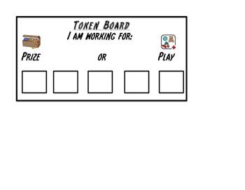5 slot token board