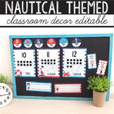 Nautical Classroom Theme - Nautical Classroom Decor