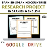 Spanish-Speaking Country Digital Research Project SPANISH AND ENGLISH