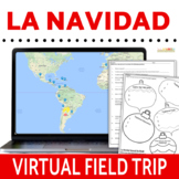 La Navidad Spanish Christmas Digital Activities