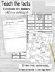 Cinco de Mayo Scrambled Sentences Writing and Reading Activity