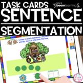 Boom Cards | Sentence Segmentation | Distance Learning
